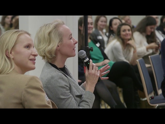 Part 8 | Q&A | WE SHAPE TECH role models event