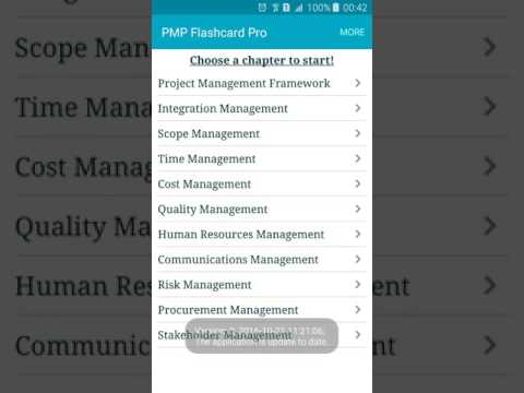 pmp flashcards 6th edition pdf