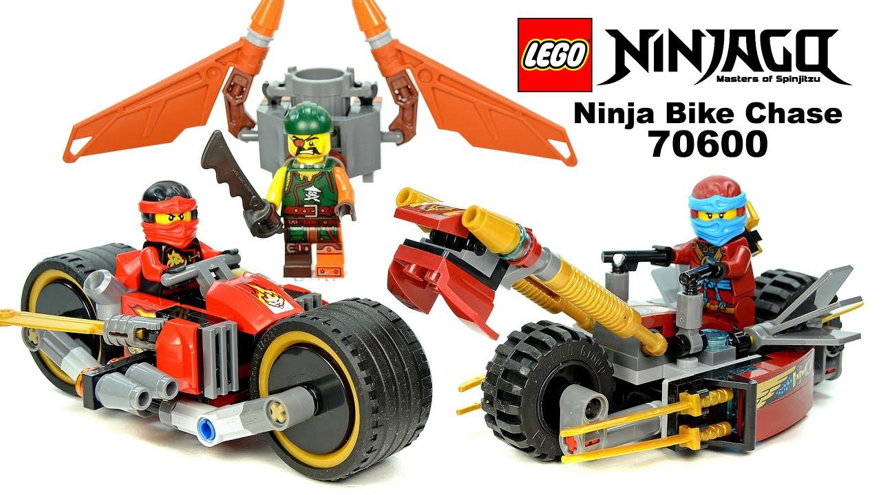 "NEW LEGO 70600 Nya Ninjago /""Ninja Bike Chase/"" Minifig Minifigure"