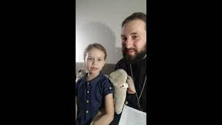 Первый детский эфир с дочкой Варварой. Ответы на детские вопросы