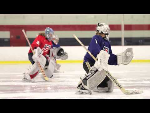 Team USA Women Player Profile: Jessie Vetter, Goaltender