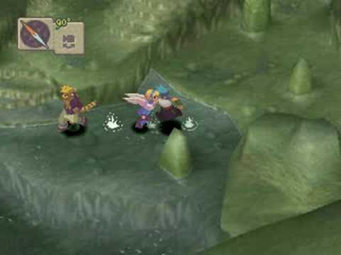 Breath of Fire IV - Chap I 19# Passageway to Synesta - SQ