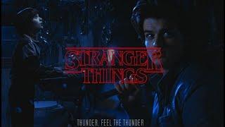 Imagine Dragons – Thunder | Traduction française (+Stranger Things)