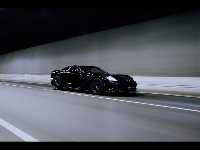 House Of Machina Corvette | 4K