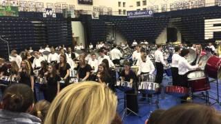 Steel drum band Canon Dec. 4 2015