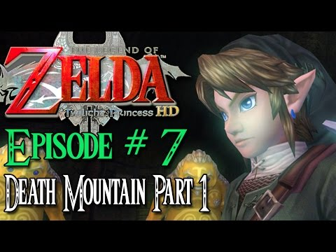 """JDINGLE MUST FREE THE GORON ANCESTORS"" - [The Legend of Zelda Twilight Princess HD Episode #7]"