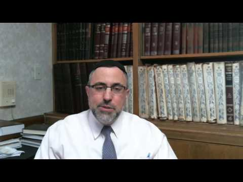 Video Vort - Shelach 5776 - Rabbi Etan Tokayer