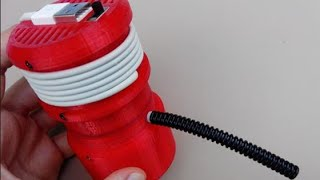 How to make a mini USB vacuum cleaner part 2
