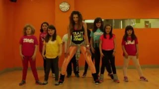 Zumba KIDS (Shakira - Try Everything)