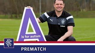 PREMATCH | Graeme Murty | Rangers v Dundee