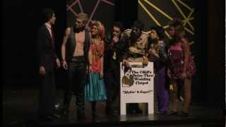 The Wedding Singer Musical (Part 7/7) Deer Park High School 2011