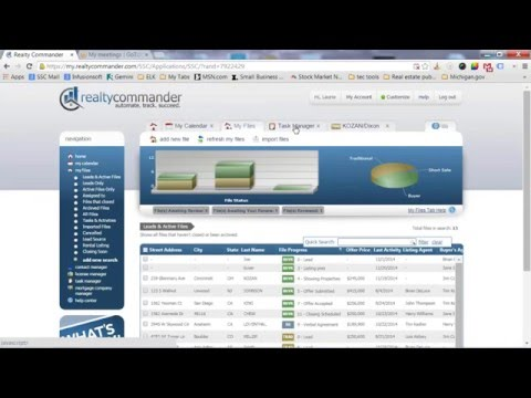 Real Estate Transaction Management Software  Overview & Training