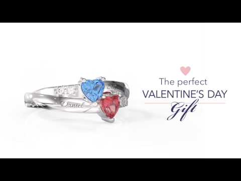 Valentine's Day Gifts: Heart Promise Ring