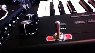 CBMods Yamaha SY 35 Vector Synth