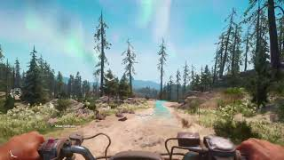 Far Cry New Dawn |How to kill enemies in style while on ATV