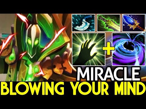 Miracle- [Rubick] Blowing Your Mind Master Steal Skill 7.21 Dota 2 thumbnail