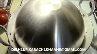 Karahi Gosht || Namak Mandi Style, Authentic Recipe||Peshawar