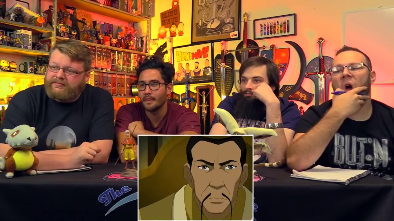 Avatar The Last Airbender 2x6 REACTION!!