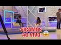 NOSSA PRIMEIRA VEZ AO VIVO NUM PROGRAMA DE TV