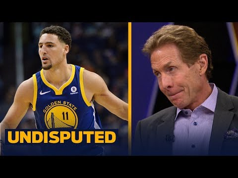 Skip Bayless: 'Golden State is just bored' going into the 2018 NBA Playoffs | UNDISPUTED