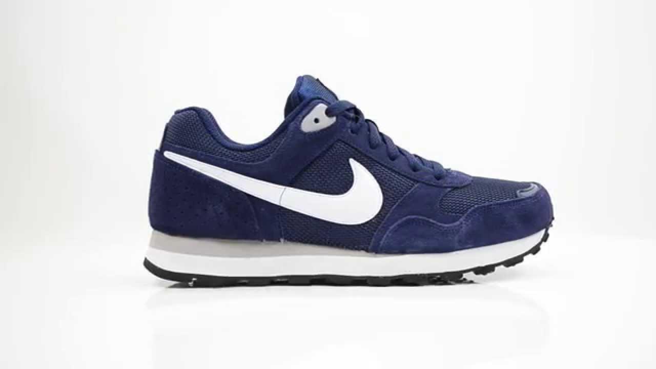 59 Runner MD Nike Txt 95 ab midnight grey € navywhitewolf l1c3TKJF