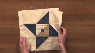 Variations Of Log Cabin Quilt Patterns  |  National Quilter's Circle