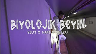 Velet x 6iant x Defkhan - Biyolojik Beyin (Official Video)