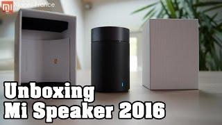 Unboxing Xiaomi Mi Speaker 2016 - Xiaomi-France