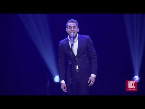 Ben Platt sings