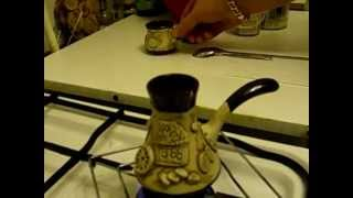 видео О керамических турках для кофе