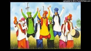 Navi Viahi Nachi (punjabi folk song)