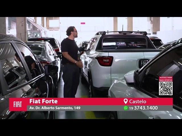 Canal 25 - Garantia de melhor negocio Fiat Forte