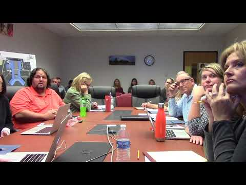 Mineral Point School Board 10.9.17