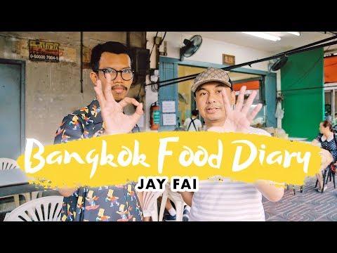 STREET FOOD MENANG AWARD! ENAK BENERAN GAK? - BANGKOK FOOD DIARY EPS. 9