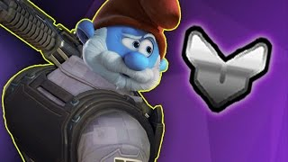 Overwatch - The Silver Smurfer