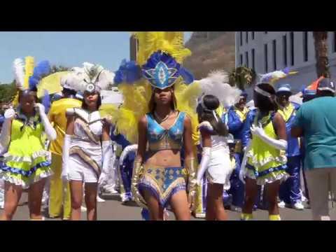 Cape Town Tweede Nuwe Jaar Street Parade 2018