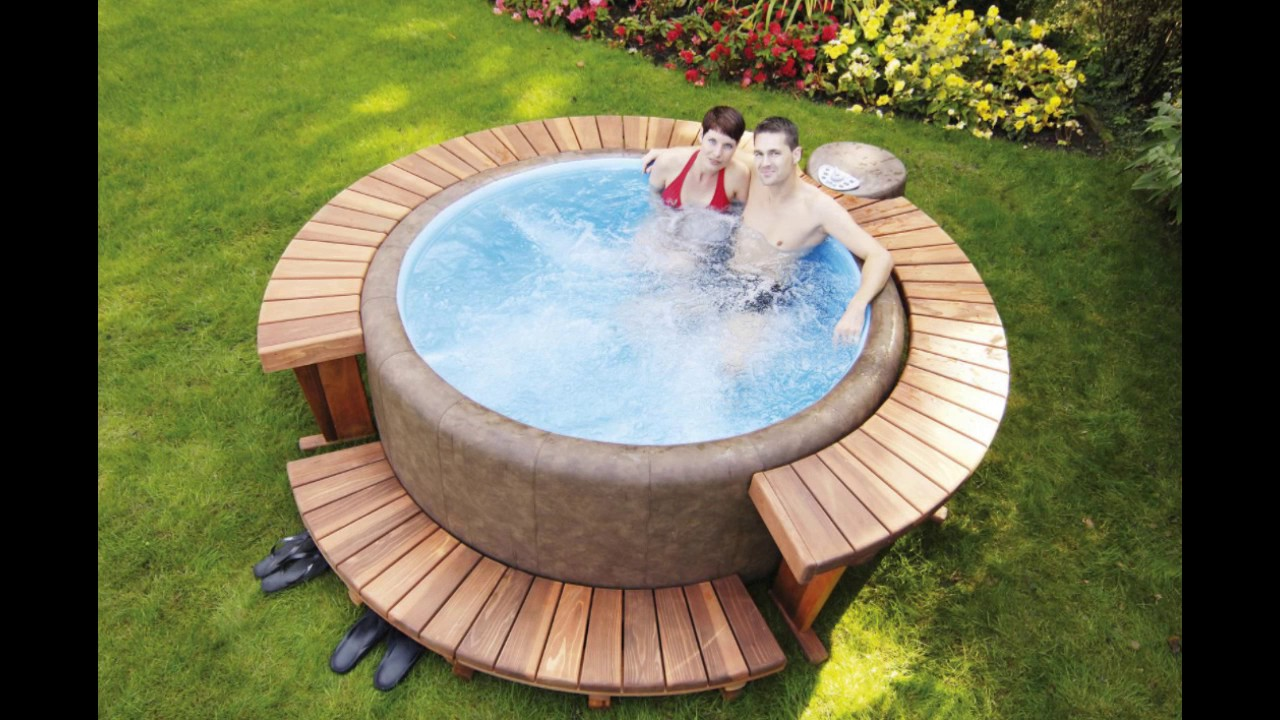 round hot amenity ideas tubs kit soft patio cedar tub softub