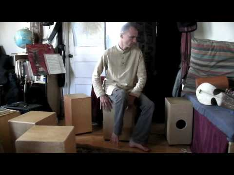 Tobias Roberson demos a Berkeley Box Works Cajon Aug '11.mp4