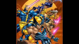 X-Men Anime Intro (Full)