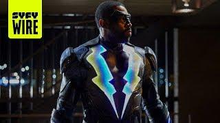 Black Lightning Cast On Season 3 (And Grace) | SDCC 2019 | SYFY