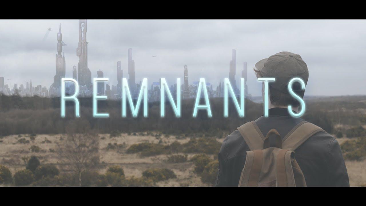 Scifi Short Film: Remnants | College Final Major