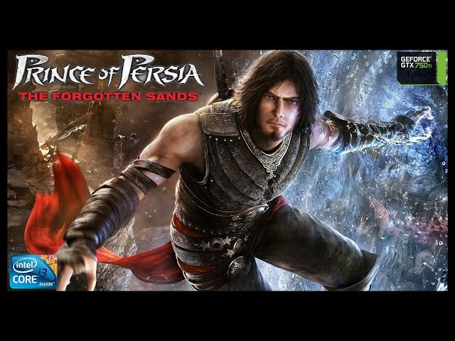 Prince of Persia Forgotten Sands - i3 3250 + gtx 750ti - FULL HD