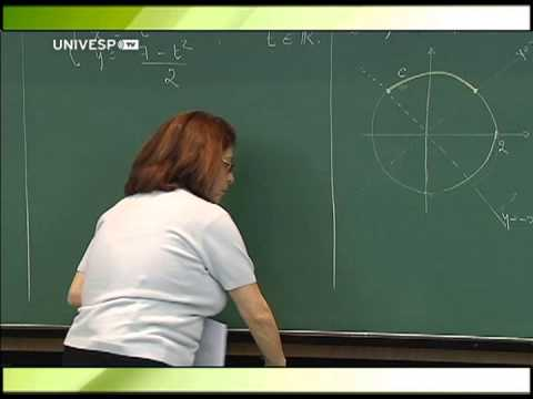 Cálculo II - Aula 8 - Parte 1 - Resolução de problemas e exercícios da lista 1 (II)