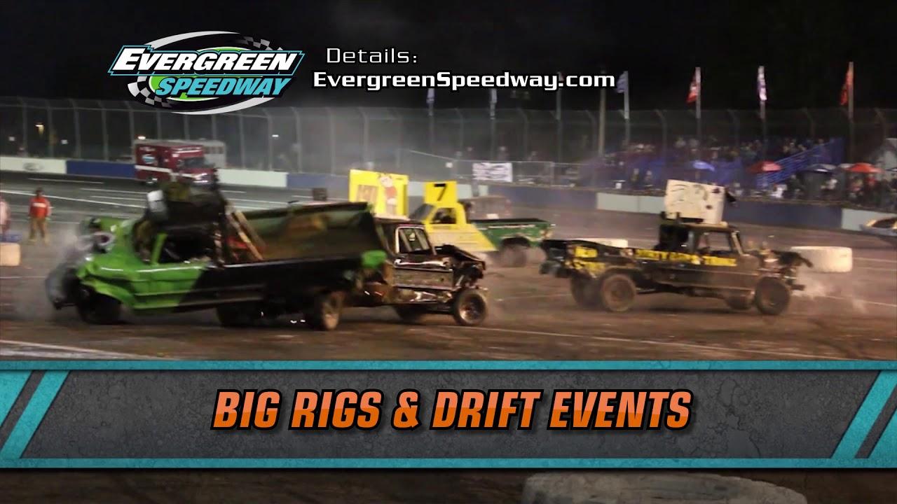 Evergreen Speedway – Super Speedway of the West
