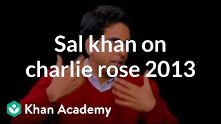 Salman Khan on Charlie Rose 2/26/2013
