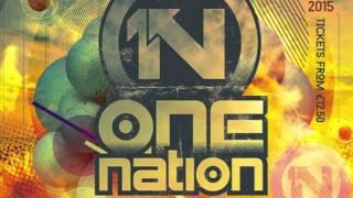 ONE NATION - dj klip&outlaw - mcs Traumatik felon & diezel