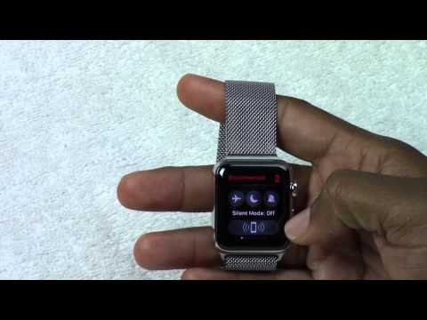 How to make google homepage on apple watch 4 vibrate