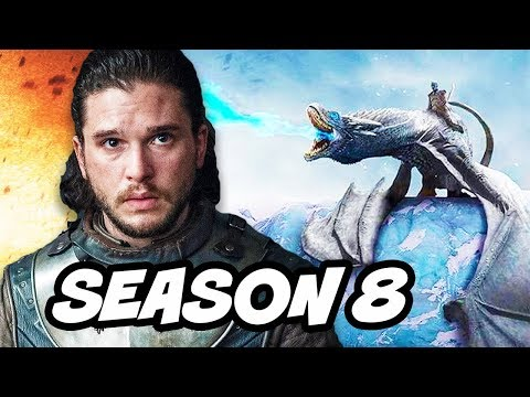 Game Of Thrones Season 8 - TOP 10 WTF Predictions