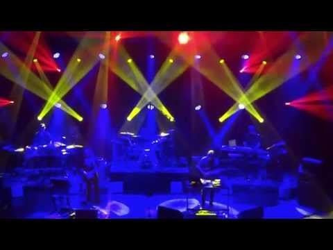 STS9 King Pharoah's Tomb into Water Song into KPT into H20 Mashup Boston 10.19.14