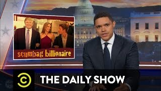 Fallout from Donald Trump's P***ygate Scandal: The Daily Show(Donald Trump's presidential campaign reels after a 2005 video surfaces in which he boasts about sexually assaulting women. Watch full episodes of The Daily ..., 2016-10-11T19:30:01.000Z)